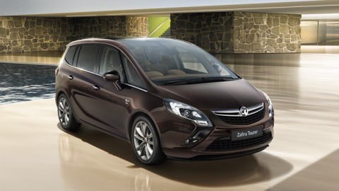 2018 What Car? Award  for Zafira Tourer