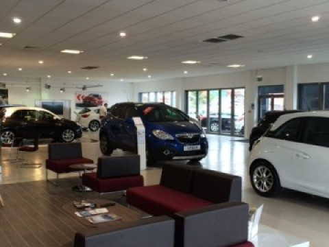 Berwick showroom refurb, all complete!