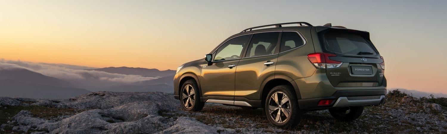 ALL NEW FORESTER E-BOXER