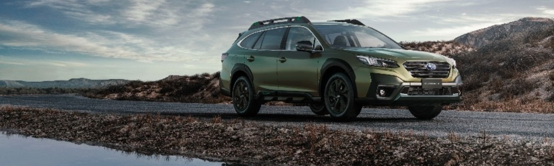 Subaru Outback Premium Lineartronic