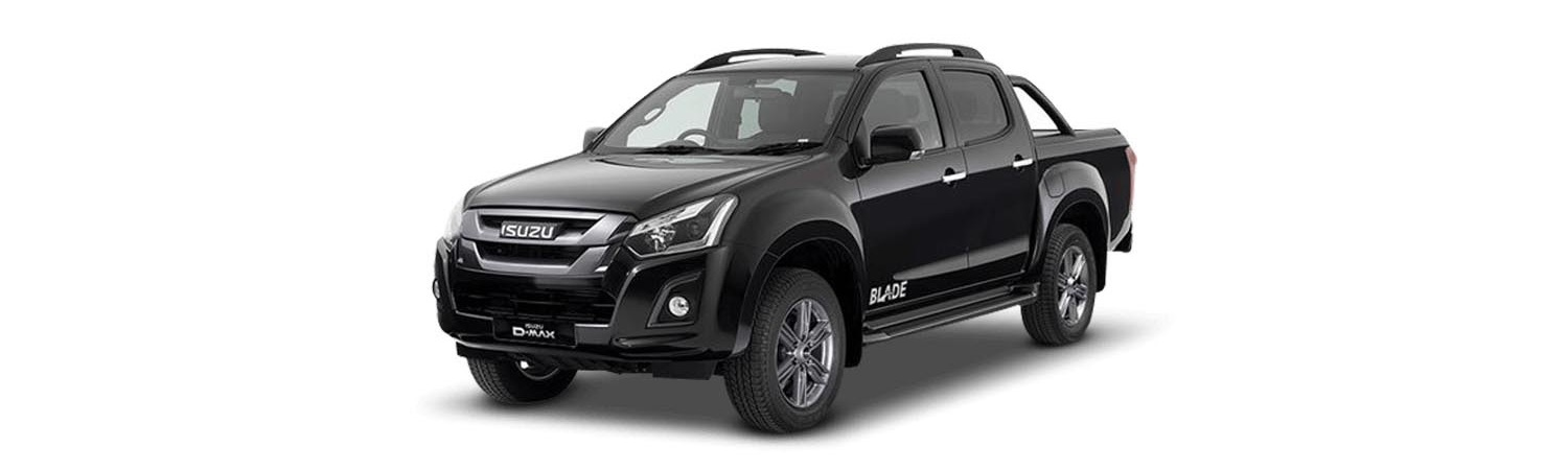 Isuzu D-MAX Blade Contract Hire