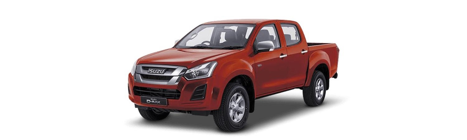 Isuzu D-MAX Eiger Contract Hire