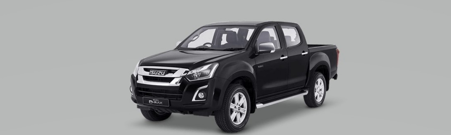Isuzu D-MAX Yukon Contract Hire