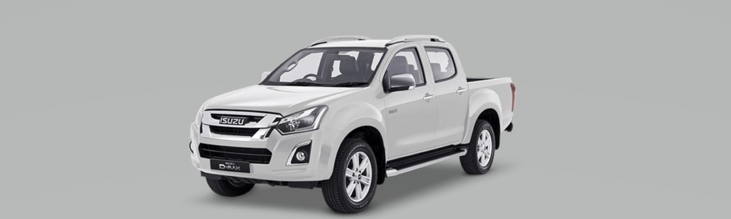 Isuzu D-MAX Utah Contract Hire