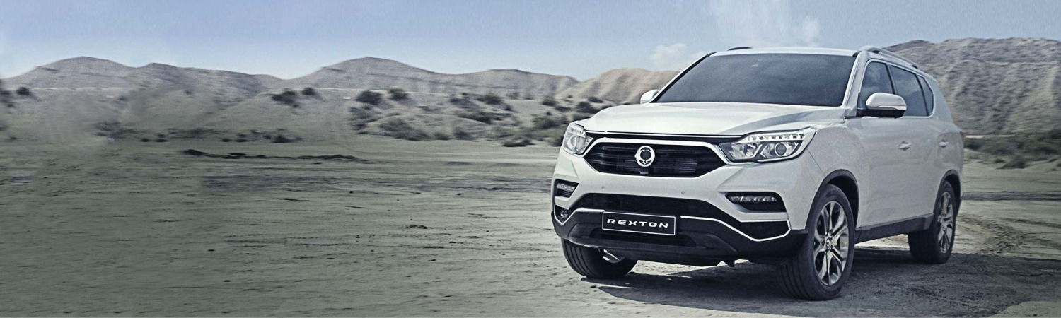 All New Rexton