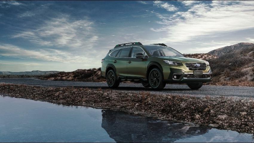 Brand New Subaru Outback