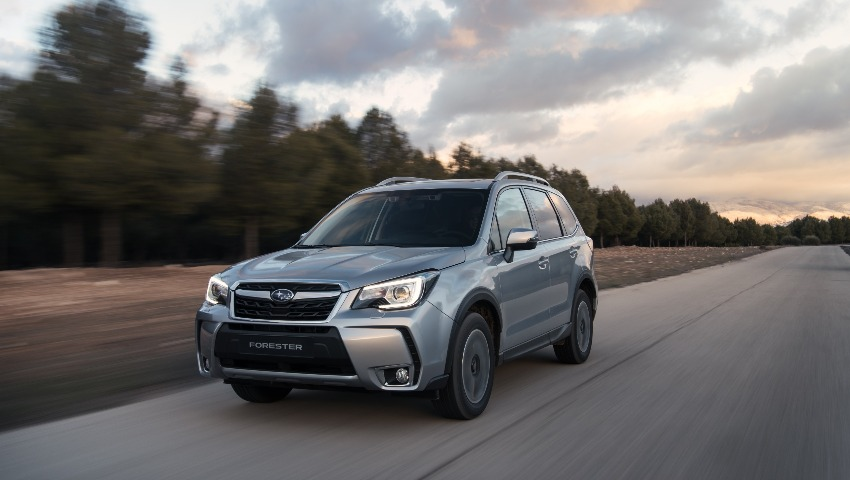Brand New Subaru Forester