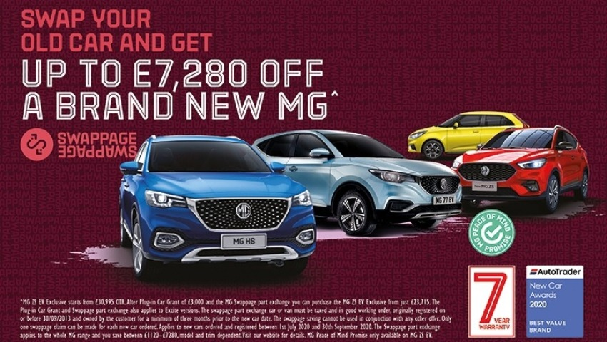MG  Event Offer