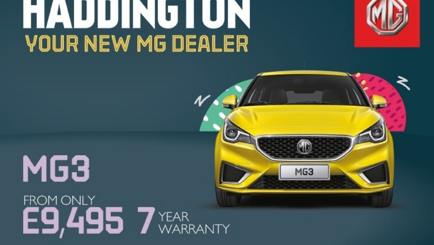 MG 0% APR CONDITIONAL SALES OFFER