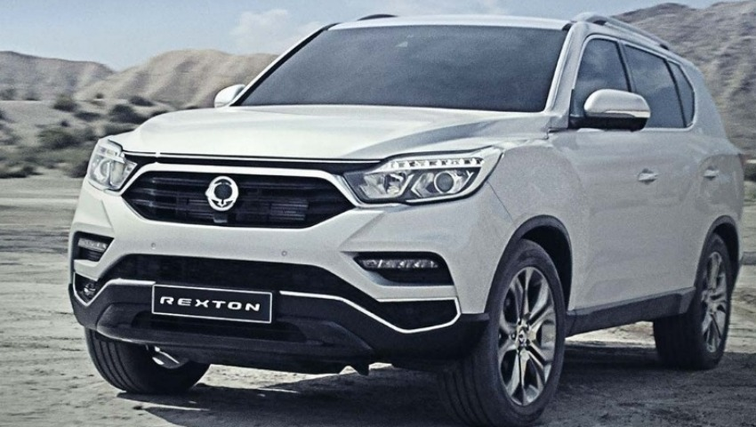 New SsangYong Rexton Deals