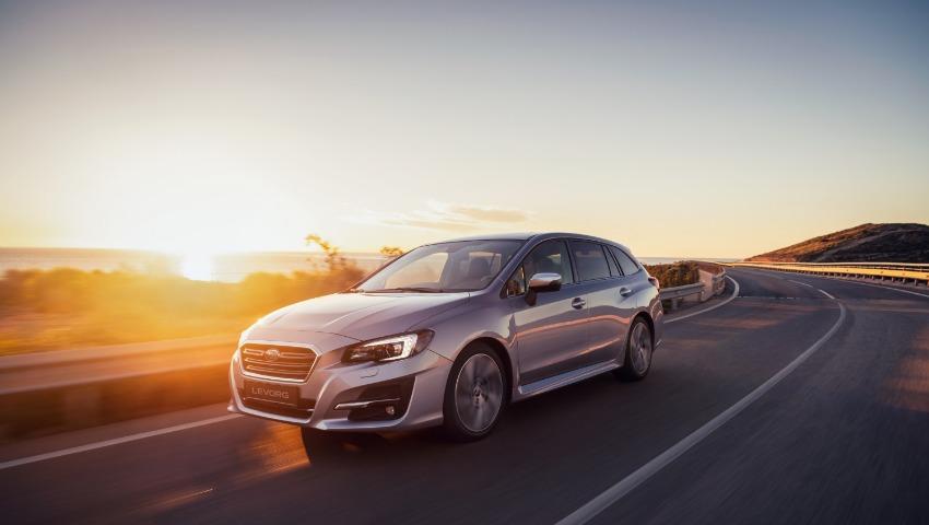 Subaru Levorg Tourer